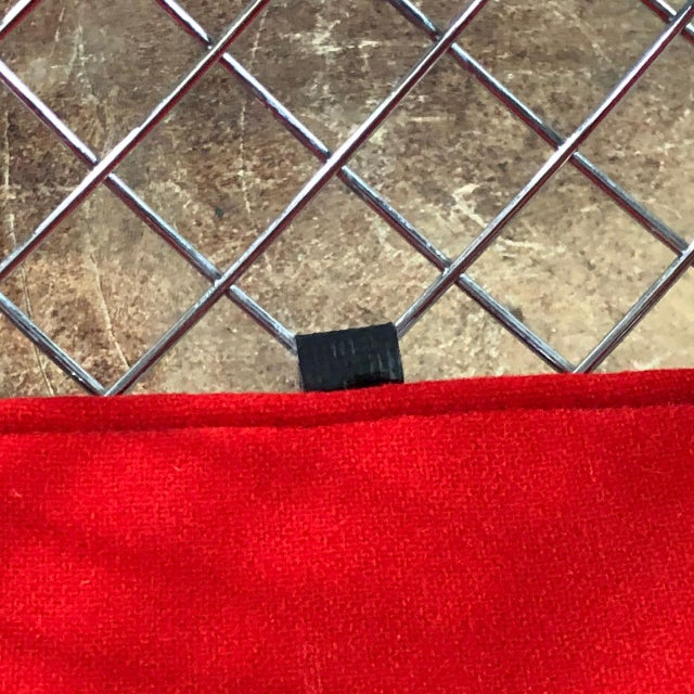 san francisco 65c55 3bb92 Modern Harry Bertoia for Knoll Red Diamond Chair For Sale In Phoenix -  Image 6 of