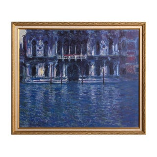 """After Claude Monet, """"The Palazzo Contarini"""", Impressionist Print For Sale"""