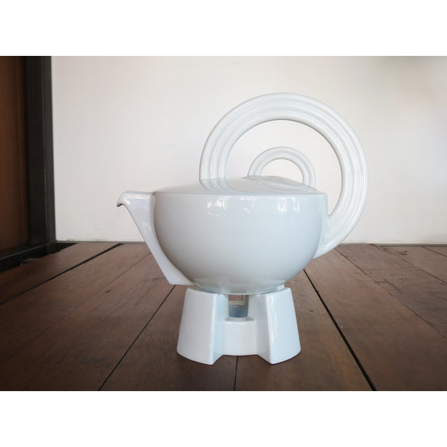 Mario Bellini 'Cupola' Teapot with Stand - Image 2 of 10