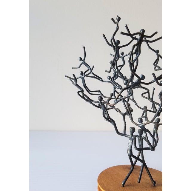 Metal Contemporary Glenn Donovan Original Sculpture For Sale - Image 7 of 10