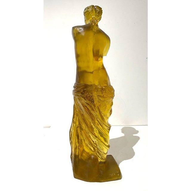 Mid-Century Dorothy Thorpe Resin Venus De Milo Figure For Sale In West Palm - Image 6 of 13