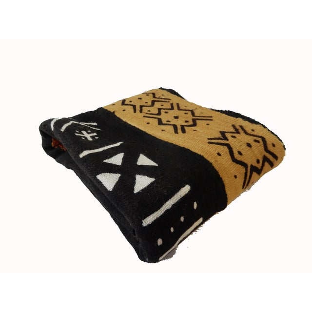 Mali Mud Cloth Textile - Image 6 of 7