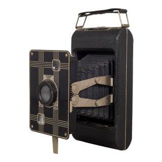 "Antique ""Jiffy Kodak Six-20"" Folding Camera C.1933 For Sale"