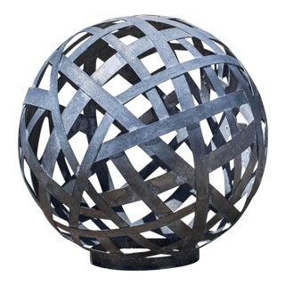 Garden Globe, Zinc For Sale