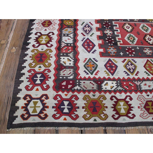 Balkan Kilim For Sale - Image 4 of 9