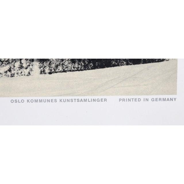 Artist: Edvard Munch, Norwegian (1863 - 1944) Title: Attraction II Year: Printed Circa 1967 Medium: Poster Image Size: 13...