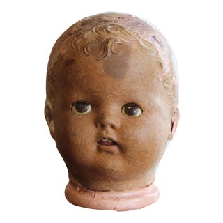 Vintage Baby Doll Head