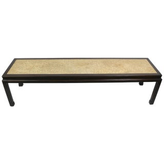 Wormley for Dunbar Coffee Table For Sale