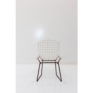 Knoll Bertoia Child Size Chair Black/White Preview