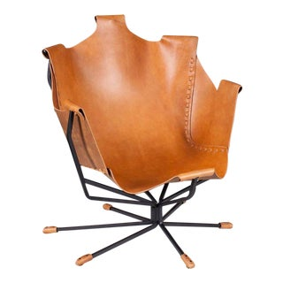 Flight of Fancy Lounge Chair by Dan Wenger For Sale