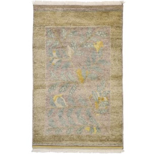 Contemporary Moroccan Style Rug - 04'01 X 06'6 For Sale