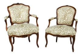 Image of Bergere Chairs in New York