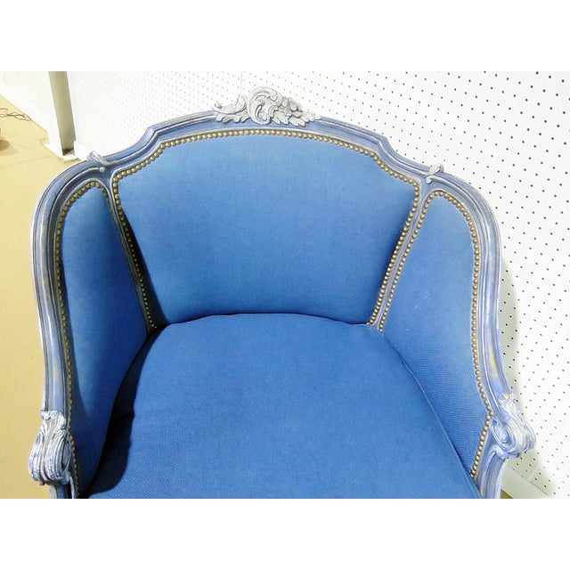 Louis XV Style Chaise Lounge - Image 3 of 8