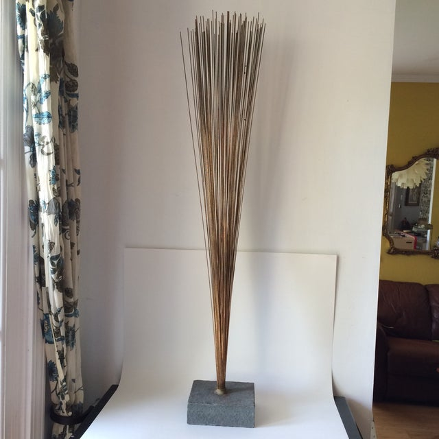 Harry Bertoia Style Wire Sculpture - Image 2 of 7