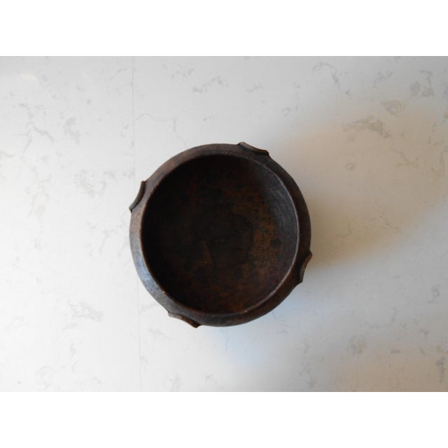 Primitive Clay Bowl - Image 5 of 7