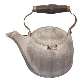 Vintage WagnerWare Tea Kettle For Sale