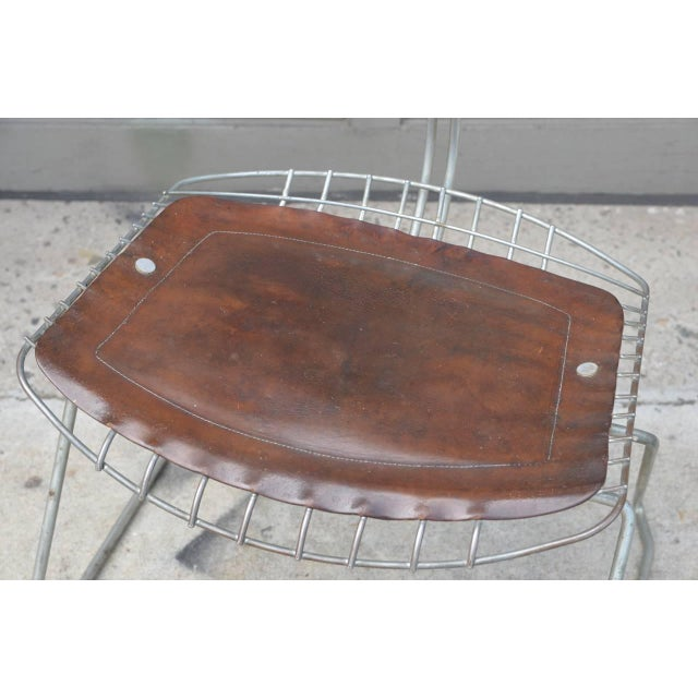 1970s 1976 Rare Iconic Chair by Michel Cadestin for the Centre Pompidou For Sale - Image 5 of 7