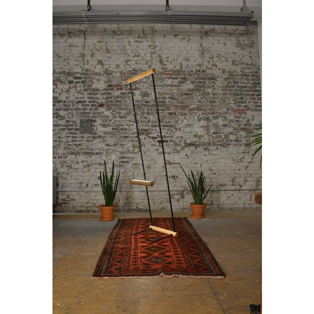 Contemporary Swing Floor Lamp For Sale - Image 3 of 4