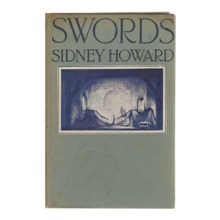 """1921 """"Swords"""" Collectible Book For Sale"""