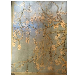 Blossoming Almond Tree Carpet by Ege Axminster For Sale