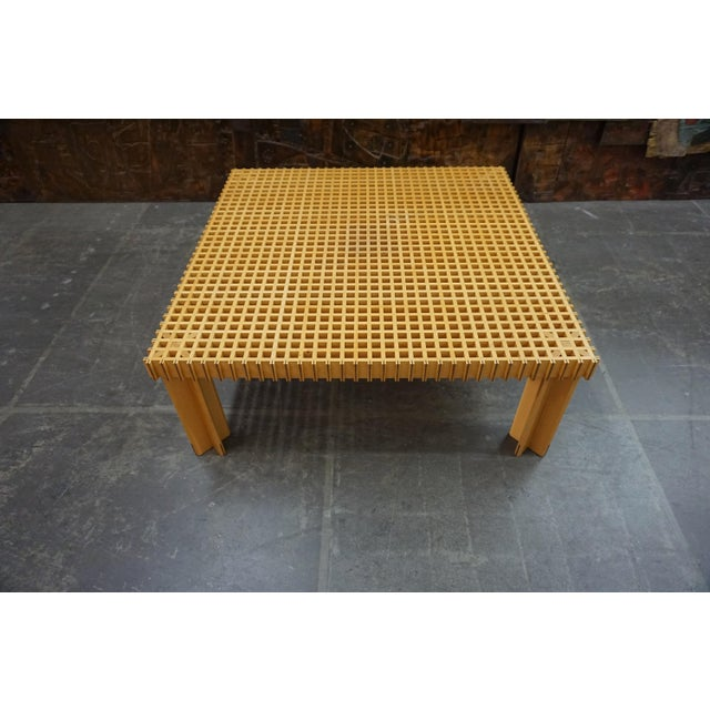 Amazing Kyoto Coffee Table By Gianfranco Frattini Andrewgaddart Wooden Chair Designs For Living Room Andrewgaddartcom