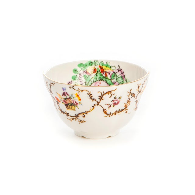 Bone china porcelain Seletti has focused on contemporary design as cultural comment since its founding in 1964. Based in...