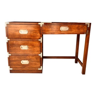 Campaign Bernhardt Writing Desk For Sale