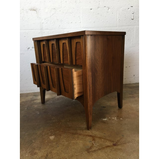 Vintage Kent Coffey Mid Century Modern Nightstand - Image 4 of 7