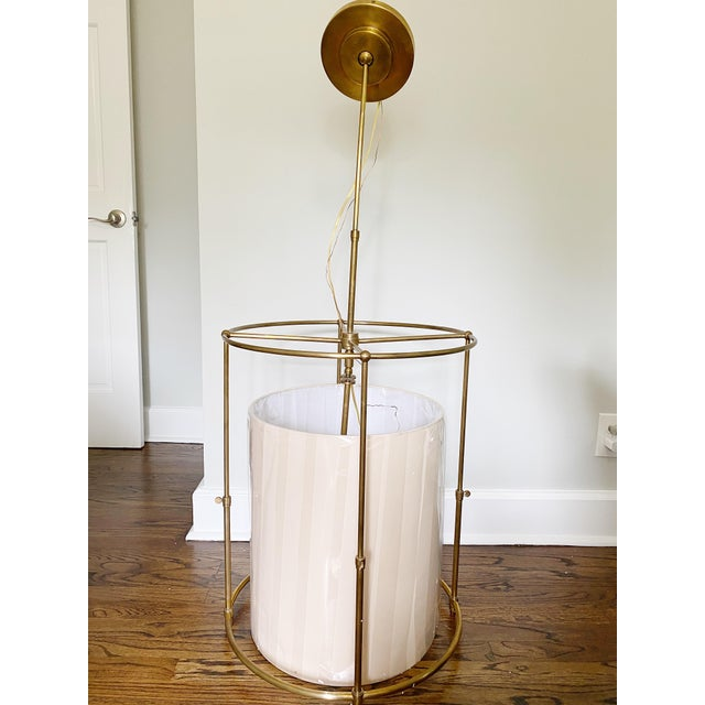 Visual Comfort Bryant Large Lantern For Sale In New York - Image 6 of 7