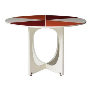 Gio Ponti Drop Leaf Apta Table For Sale