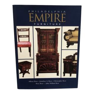 Philadelphia Empire Furniture Book For Sale