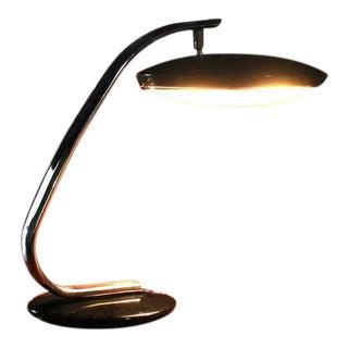 Vintage circa 1970s Fase Desk Lamp For Sale