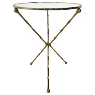 Maison Baguès Bamboo Motif Table