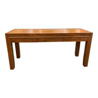 Mid-Century Modern Console Table For Sale