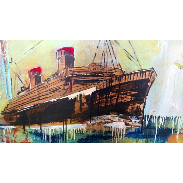Brigitte D'Annibale Hawaiian Islands Artist Proof For Sale In Los Angeles - Image 6 of 9