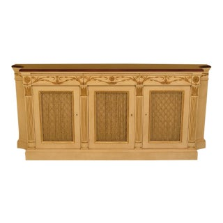 Ej Victor Newport Mansions Painted Sideboard