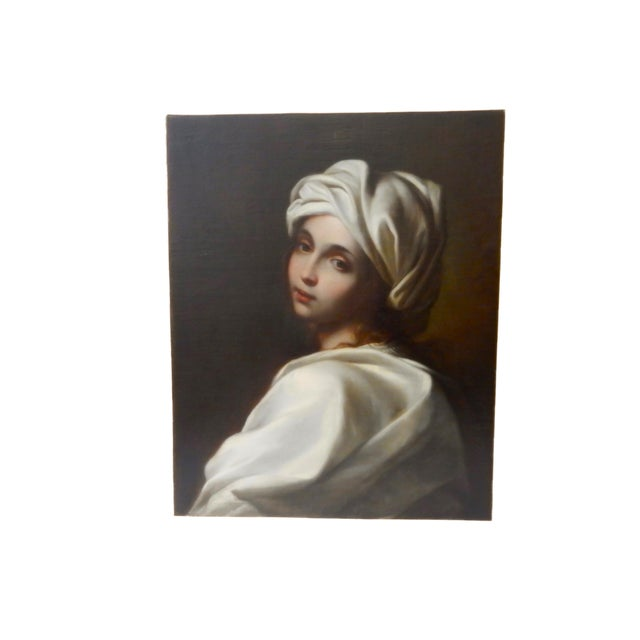 19th Portrait of Beatrice Cenci For Sale In New York - Image 6 of 10