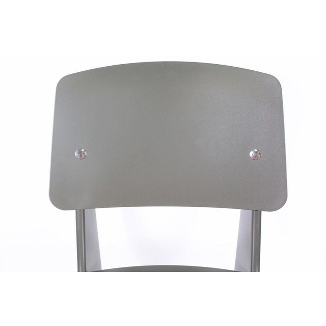 Jean Prouve Standard SP Chair For Sale - Image 11 of 11