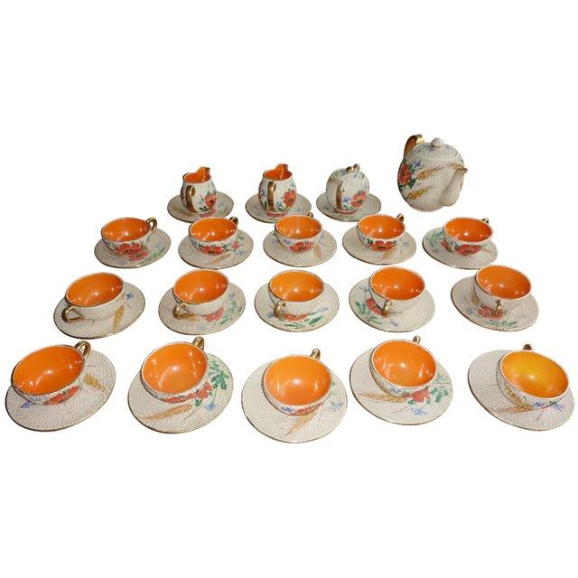 Italian Mid-Century Tea and Coffee Set - 38 Pcs - Image 1 of 4