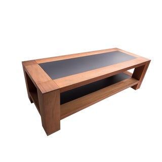 Custom 10ft African Mahogany Tables For Sale