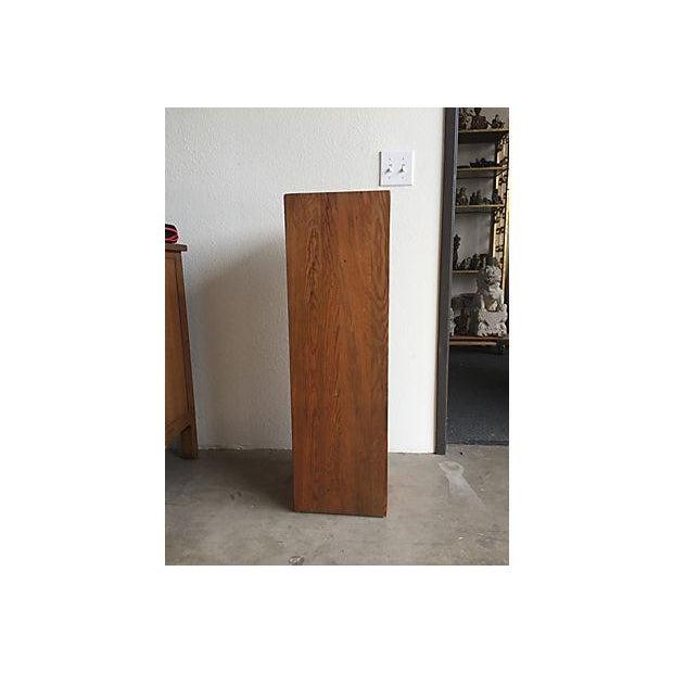 Brown Saltman Display Pedastal - Image 3 of 8