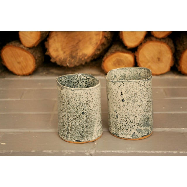 Studio Pottery Vases - A Pair - Image 11 of 11