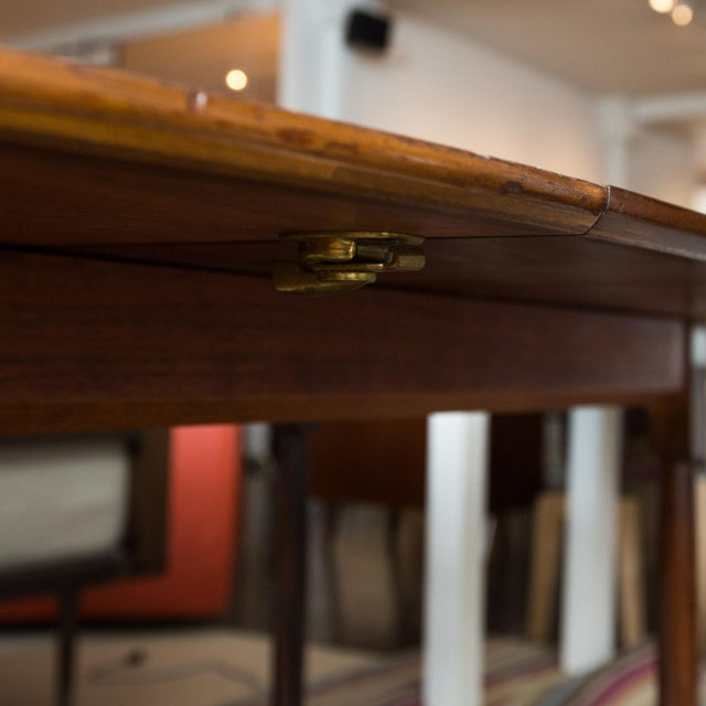 1963 Vintage Rosewood Dining Table - Image 6 of 6