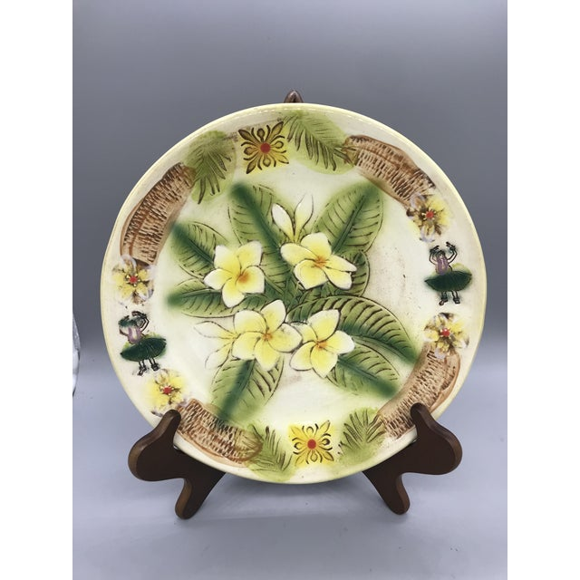 Ceramic Vintage Kani of Hawaii Pottery Pie Plate For Sale - Image 7 of 11
