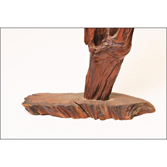 Vintage Driftwood Sculpture - Image 8 of 11