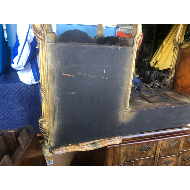 Antique Marble Top Vanity For Sale - Image 12 of 12