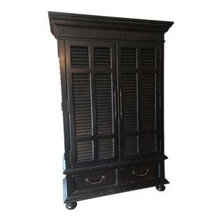 Britis Colonail Tommy Bahama Kingston Trafalgar Armoire