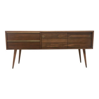 Petite Credenza by Brown and Saltman For Sale