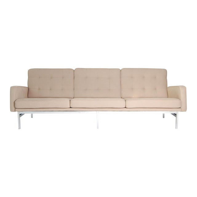 1960s Vintage Florence Knoll Sofa For Sale