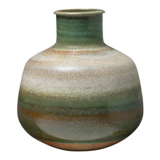 Ceramic Vase by Nanni Valentini for Ceramica Arcore For Sale